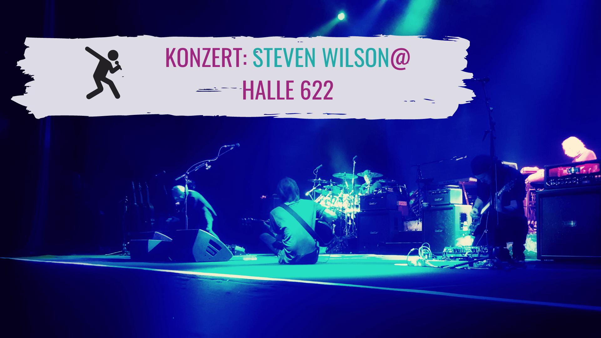 Konzertbericht: Steven Wilson @ Halle 622 (07.02.2018)