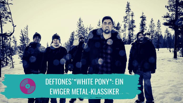 Titelbild Deftones White Pony