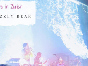 Konzertbericht Grizzly Bear