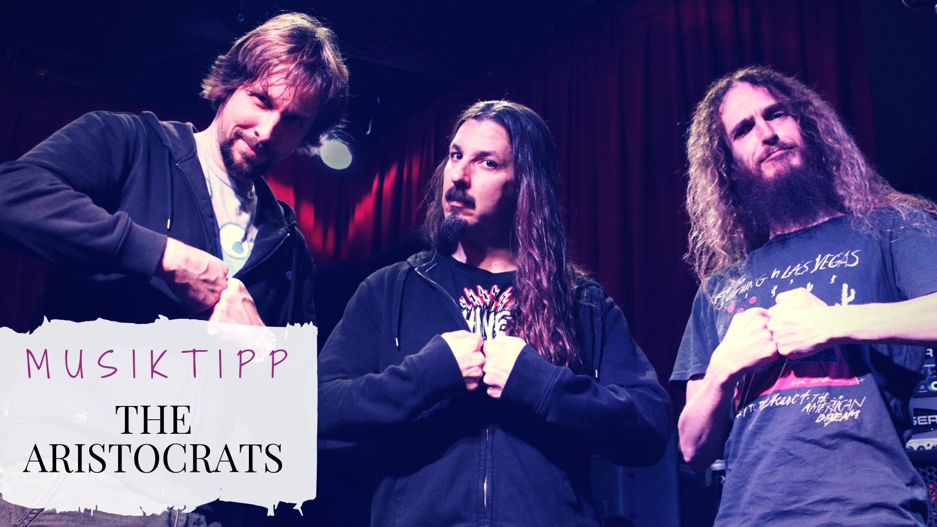 The Aristocrats Musiktipp Titelbild