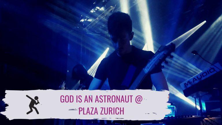 Konzert: God Is An Astronaut @ Plaza Klub Zürich / 15.10.2018