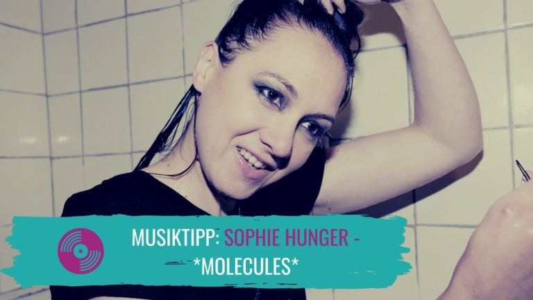 Sophie Hunger Portrait Titelbild