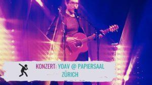 Yoav Konzert 2019