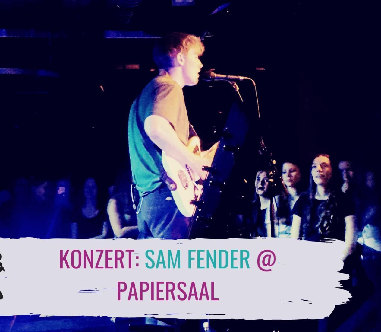 Sam Fender @ Papiersaal ZH – Homme Fatale mit Hammer-Charisma