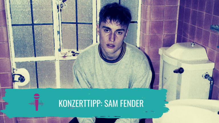 Sam Fender – Playing God with guitars