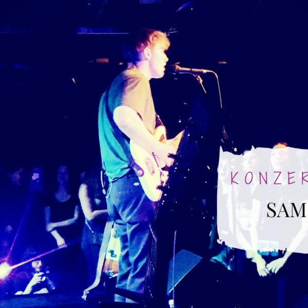 Konzertbericht Sam Fender
