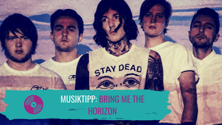Bring Me The Horizon – Glück, Sprachlosigkeit und Trauer in Einem
