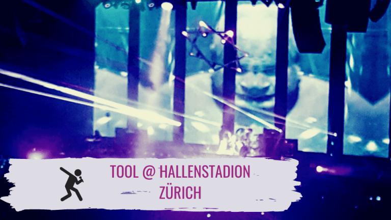 Tool ist cool – Progressive Metal im Hallenstadion Zürich
