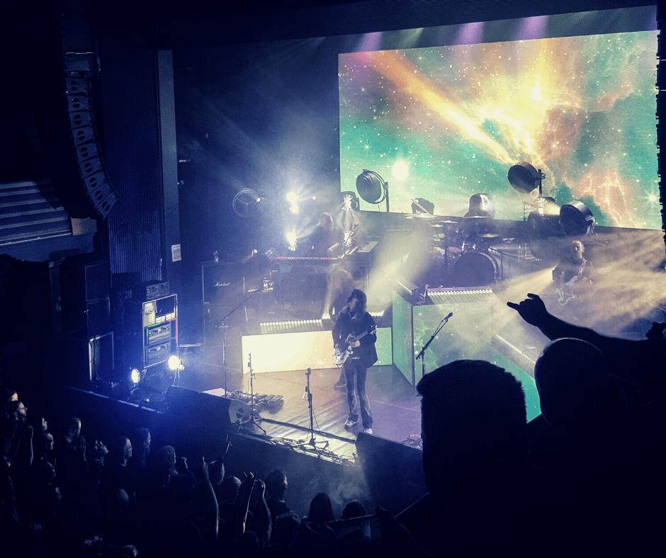 Opeth Konzertbild Zürich Volkshaus