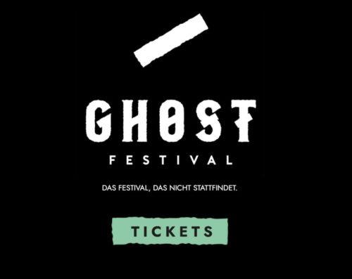 Ghost Festival Banner